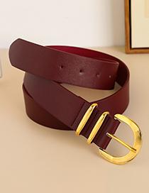 Cinturón De Cabeza Semicircular De Aleación Pu