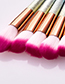 Fashion Pink 16 - Cone - Matte - Powder