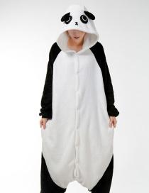 Pijama De Moda En Forma De Panda