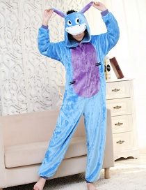Pijama De Moda En Forma De Burro