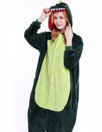 Pijama En Forma De Dinosaurio