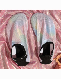 Sirena Bronceadora Antideslizante Suela Suave Zapatos De Playa