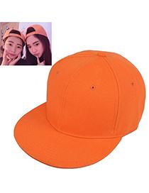 Roller Orange Pure Color Simple Design
